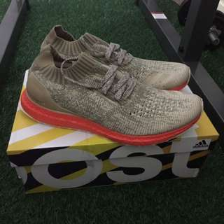 Adidas Ultra Boost Uncaged Trace Cargo 9US