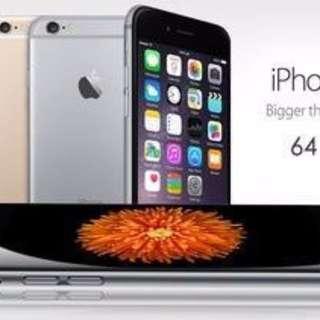 Apple iPhone 6 64/128GB Full Set (SEALED)