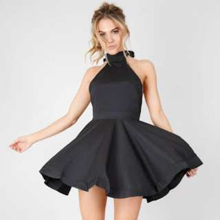 Black Showpo Dress