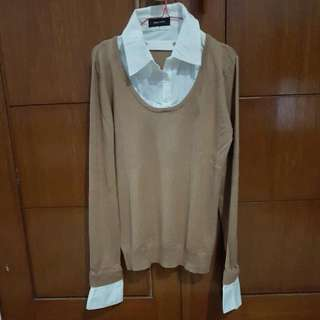Preloved Blouse Jusglitty