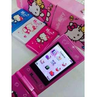 Hello Kitty Flip Phone D10