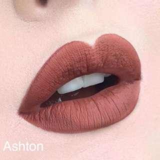 Anastasia- Ashton- Liquid Lipstick