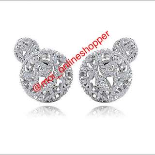 AAA (high) grade quality cubic zirconia earrings