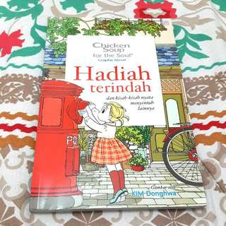 Book: Chicken Soup For The Soul: Hadian Terindah