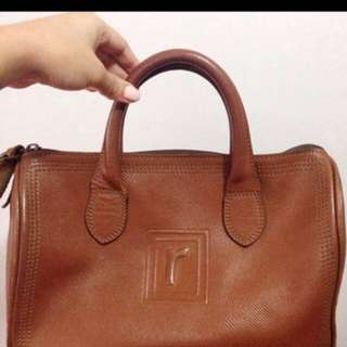 AUTHENTIC RENOMA LEATHER