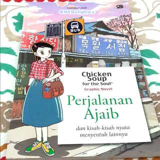 Book: Chicken Soup For The Soul: Perjalanan Ajaib
