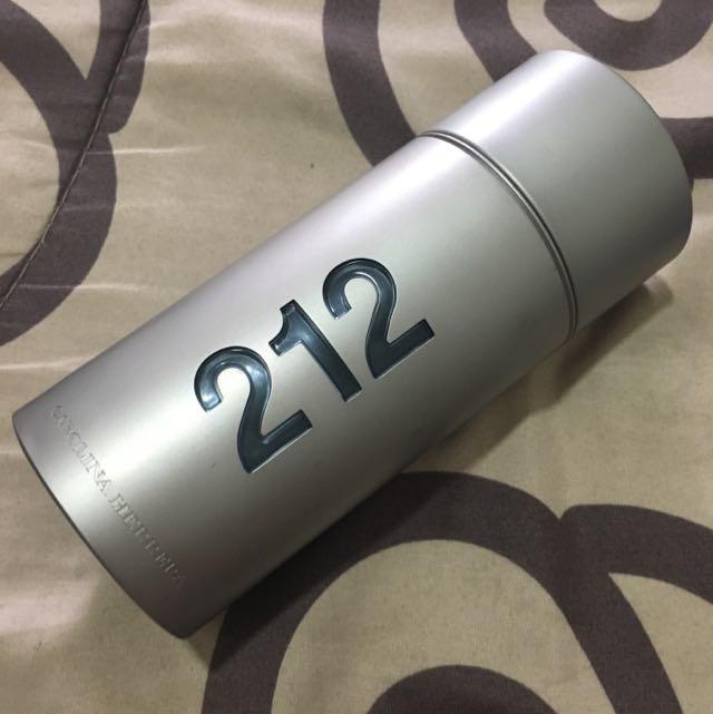 212 men parfume