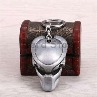 Predator Mask Keychain