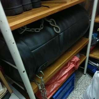 FREE Punching Bag - Black colour