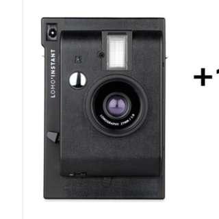 Lomo'Instant Black拍立得相機