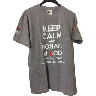 MBO Blood Donation Limited Edition T-Shirt