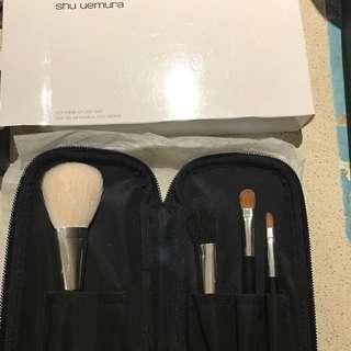 Shy Uemura Portable Brush Set