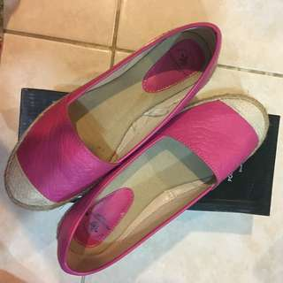 FLATSHOES GOOD CONDITION PRELOVED BRANDED