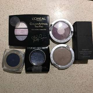 Drug Store Eye Makeup Bundle