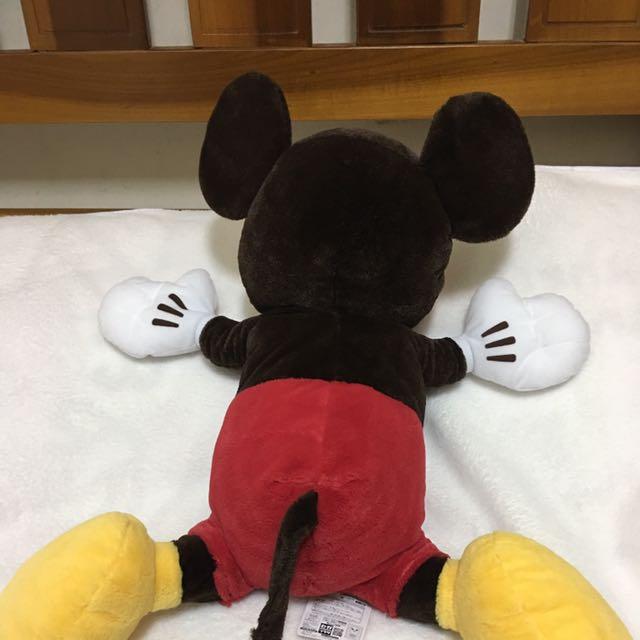日本購入-米奇趴趴娃娃