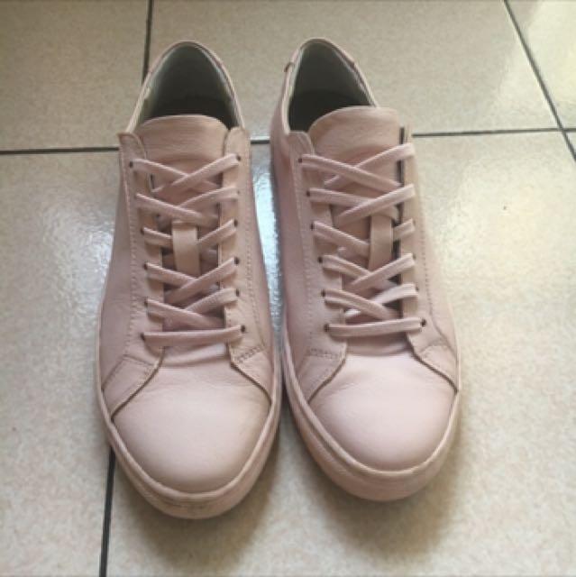 正韓 粉鞋