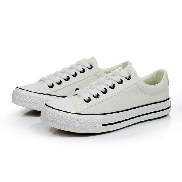 全新 小白鞋 女鞋