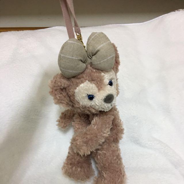 日本購入-迪士尼 達菲+雪莉玫 中型 Duffy