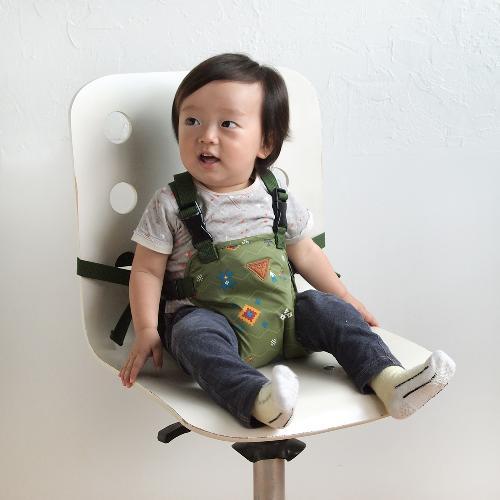日本直送 Hoppetta 10mois SOULEIADO BOBO SPIRIT 座椅固定帶