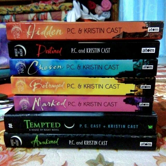A House of Night Series