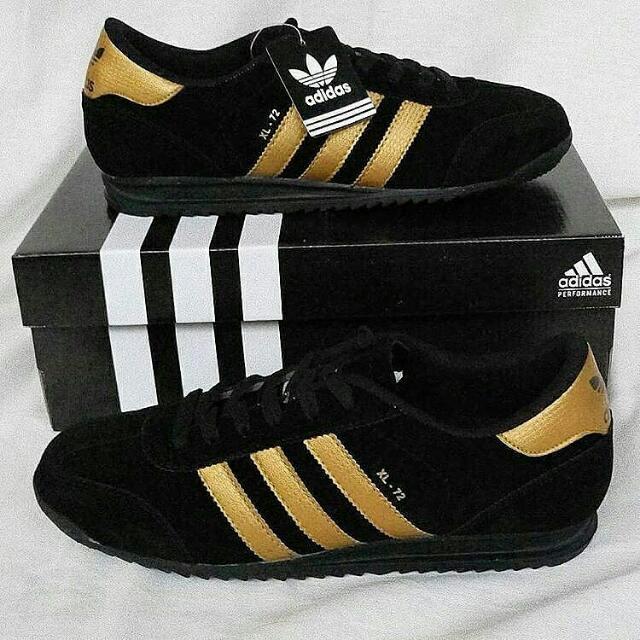Adidas XL72 Black Gold