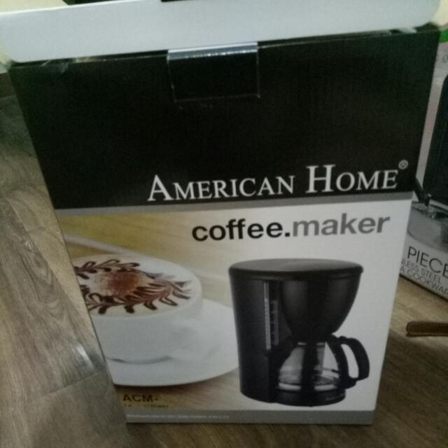 American home Coffee Maker (12 Cups)