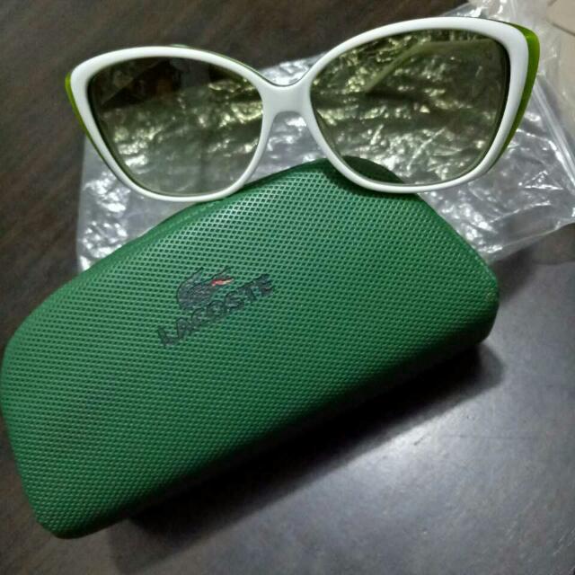 Authentic Lacoste Sunglasses L612S