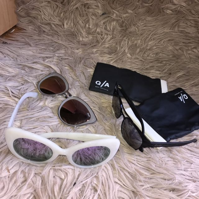 Authentic Quay Sunglasses