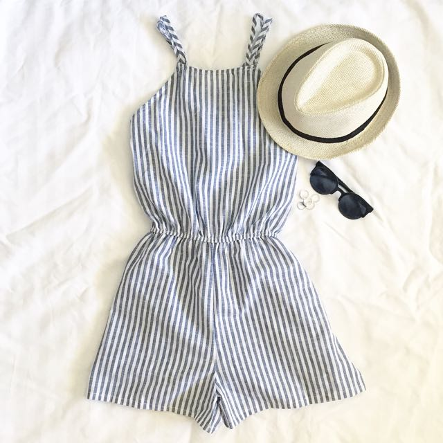 """Beach Side"" Playsuit Set"