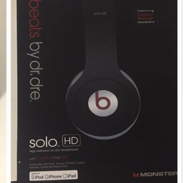 Beats By Dr. Dre Monster Headset