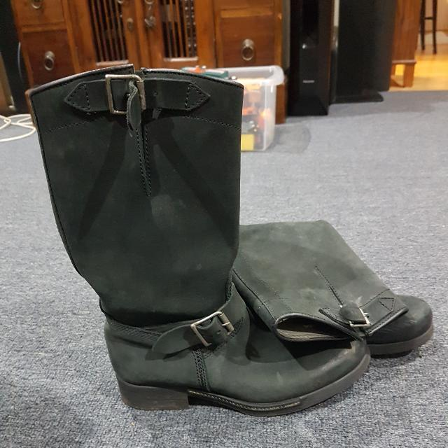 Beautifully Made Leather Boots