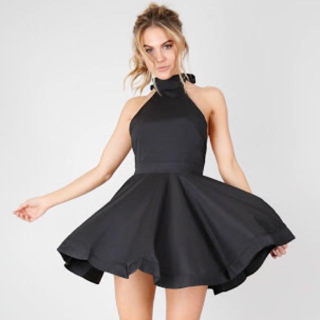 Black Showpo Dress