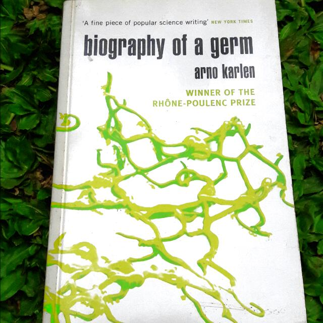 Book: Biography Of A Germ