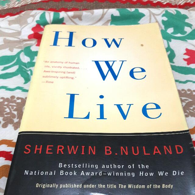 Book: How We Life
