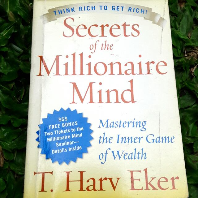 Book: Secrets Of The Millionaire Mind