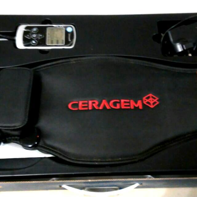 CERAGEM Slimming Belt (installment allowed), Health & Beauty