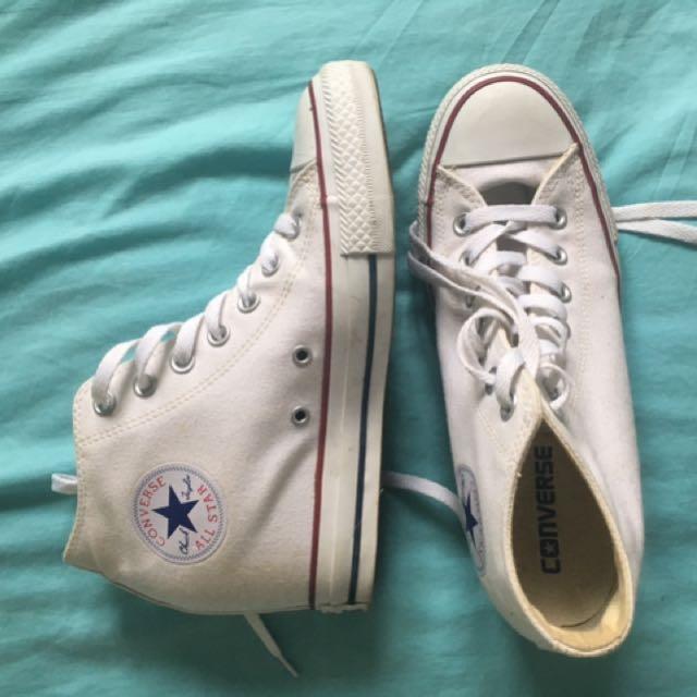 Converse Wedges