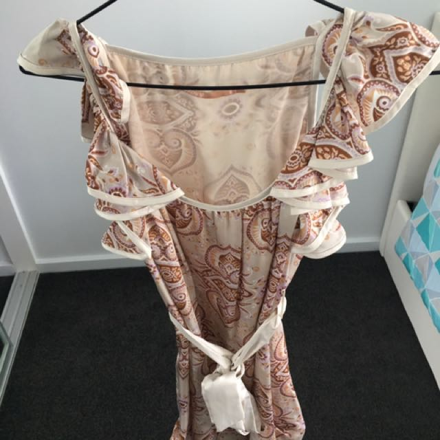 Cooper St Paisley Cocktail Dress Size 8
