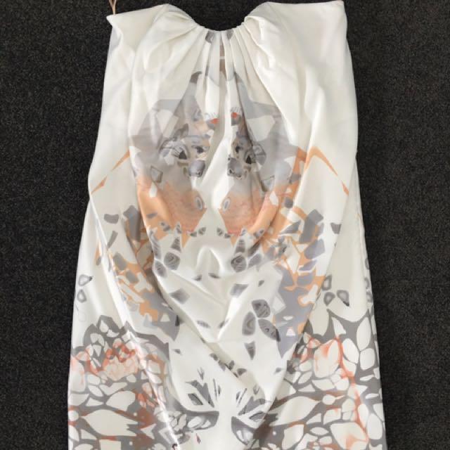 Cooper St Strapless dress