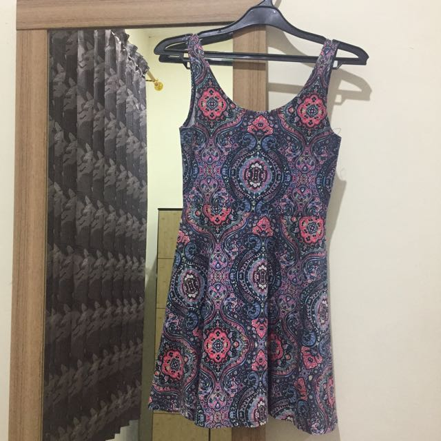Cotton On batik dress