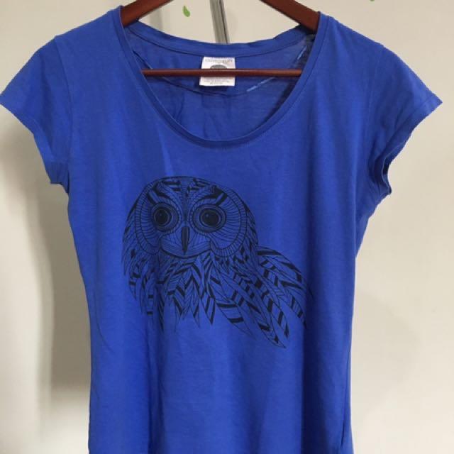 Cotton On Kaos Owl