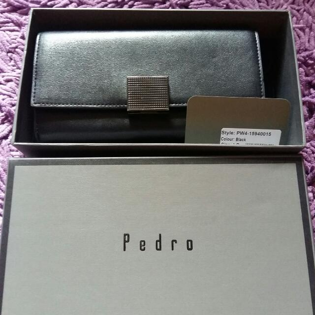 Dompet Pedro Hitam
