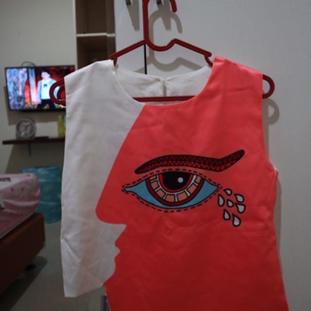 Eyedrop Shirt