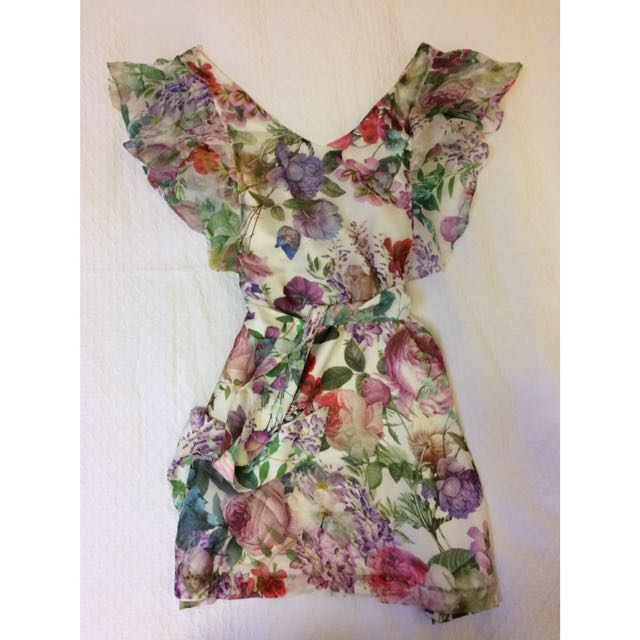 Forevernew Floral Dress