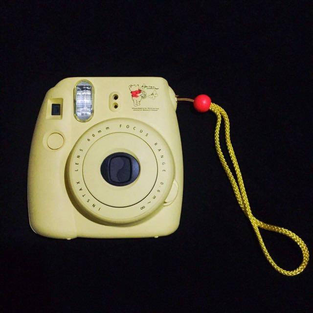 FujiFilm Instax Mini 8 Pooh (Yellow)