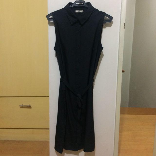 F&X Black Dress