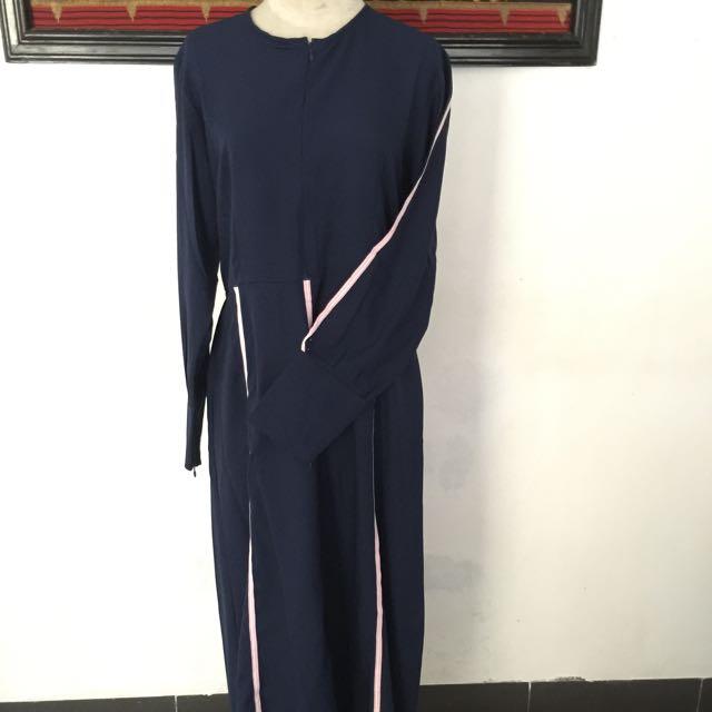 Gamis Modern / Baju Muslim Style / Abaya Cantik