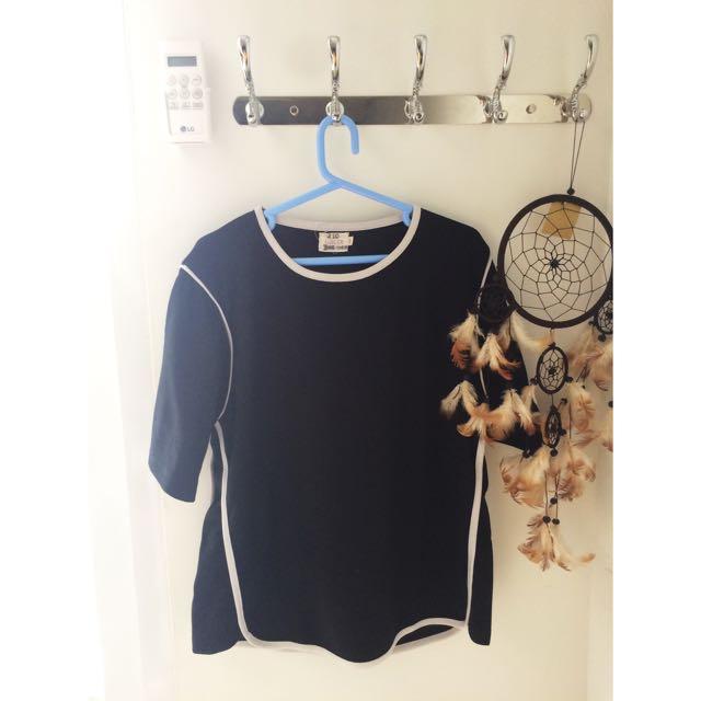 Gaudi Black Shirt