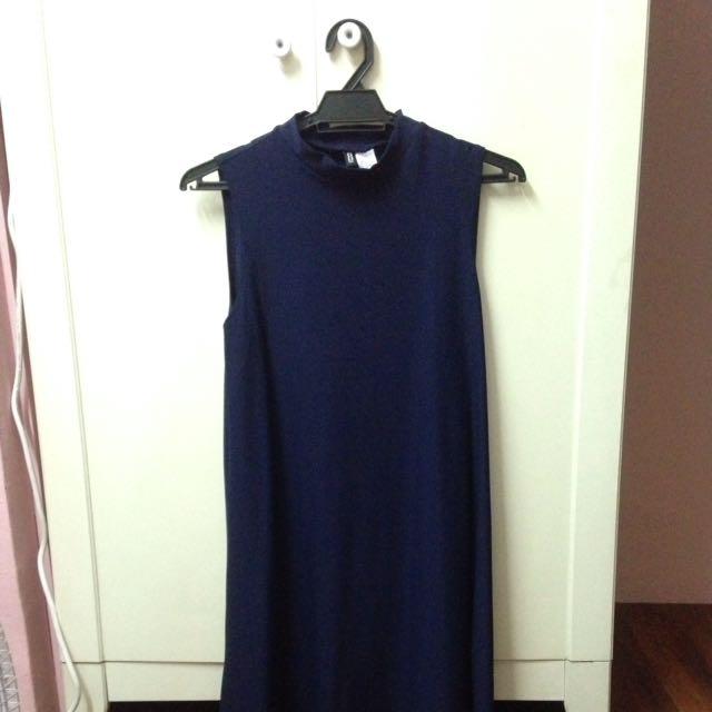 H&M High Neck Dress