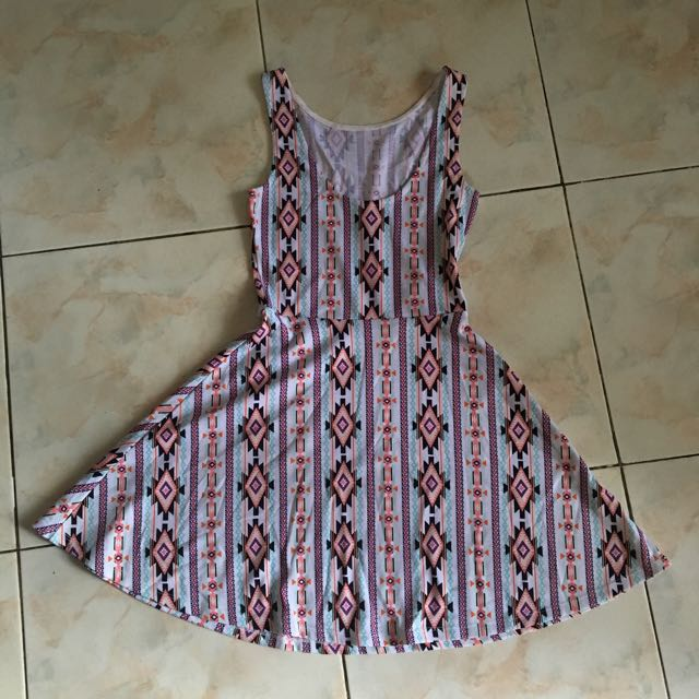 HnM Tribal Dress